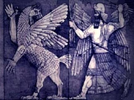 Marduk vs Tiamat