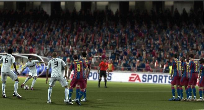 How to dribble properly in FIFA 12? - Arqade - Stack Exchange